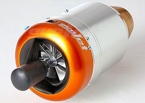 EvoJet B220 neo 180N to 220N Jet Engine Package
